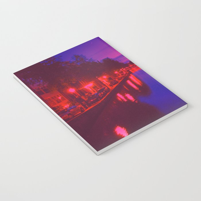 Psychedelic Amsterdam Notebook