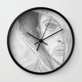 Tyler Joseph- Sketch Wall Clock