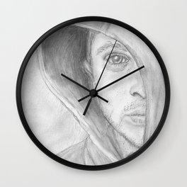 Tyler Joseph- Sketch Wall Clock