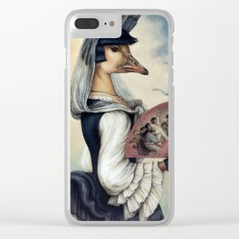 The 3rd of May - Homage to Goya Clear iPhone Case