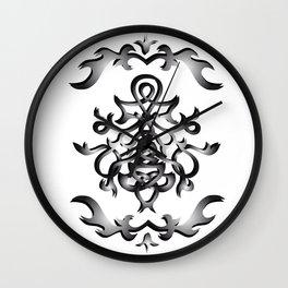 celtic decoration Wall Clock