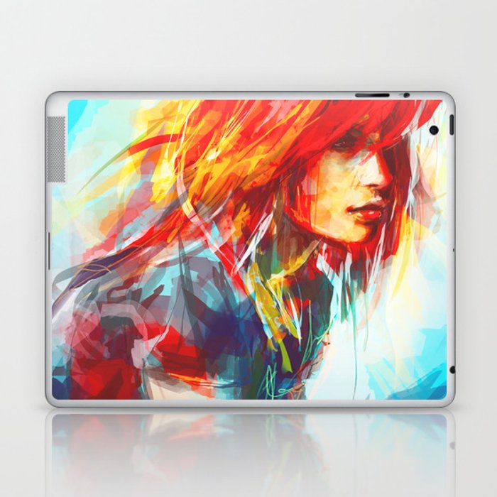 Airplanes Laptop & iPad Skin
