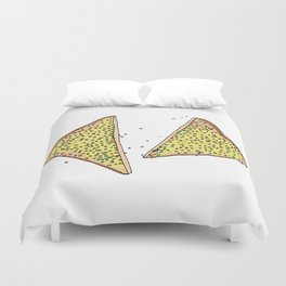 Fairy Bread Duvet Cover