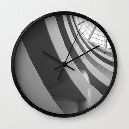 Guggenheim New York Wall Clock