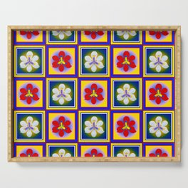 Spanish Tiles - A Serving Tray