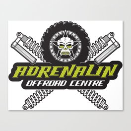 Adrenalin Offroad Canvas Print