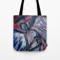Trippin' Angelic Tote Bag