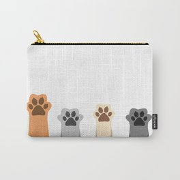 Paws up Carry-All Pouch