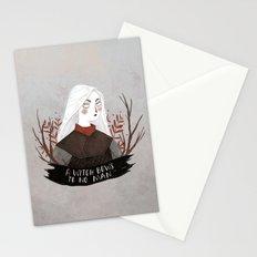 Manon Blackbeak Stationery Cards