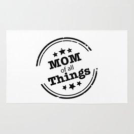 Mom Of All Things Rug