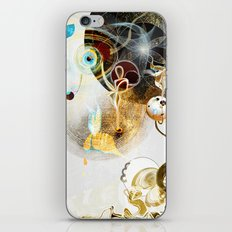 Celestial Honey Translator iPhone & iPod Skin