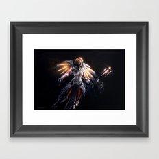 Mercy v1 Framed Art Print