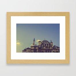 iPray Framed Art Print
