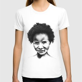 Afeni Girl T-shirt