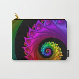 life is colorful -3- Carry-All Pouch