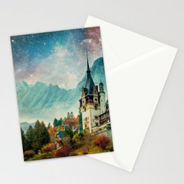Faerytale Castle Stationery Cards