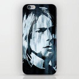 Kurt# Cobain#Nirvana iPhone Skin