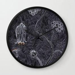 Pixie Garden Wall Clock