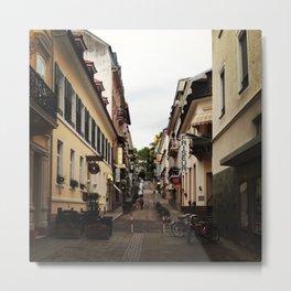 Baden Baden Metal Print