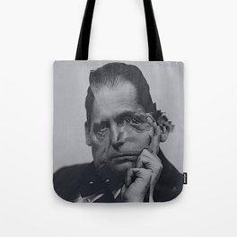 Cut Gropius 3 Tote Bag