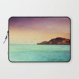 Glowing Mediterranean Laptop Sleeve