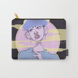 Smoke in the wind Carry-All Pouch