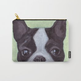 Jackson the Dog Carry-All Pouch