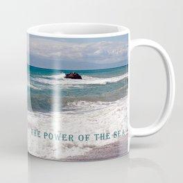 POWER OF THE SEA - SICILY Coffee Mug