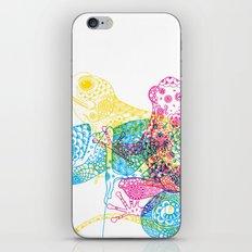 CMY Reptiles iPhone & iPod Skin