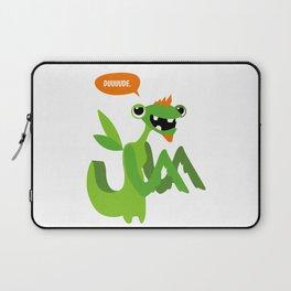 Grasshopper - Dude. Laptop Sleeve