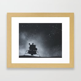 Pioneers 1.2 Framed Art Print