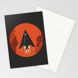 F-117 Nighthawk Stationery Cards