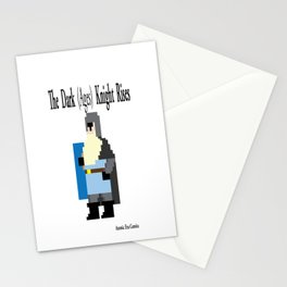 The Dark (Ages) Knight Rises Stationery Cards