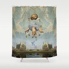 Airattas Shower Curtain