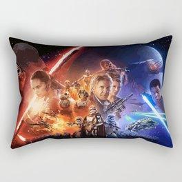 Wars Star Rectangular Pillow