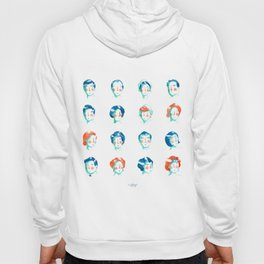 People from Upstairs and Downstairs Hoody