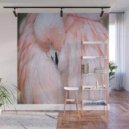 Flamingo #2 Wall Mural