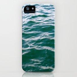 wavey iPhone Case