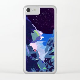We watch Clear iPhone Case
