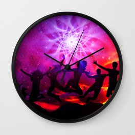Frienship Wall Clock