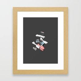 Koons Stein Framed Art Print
