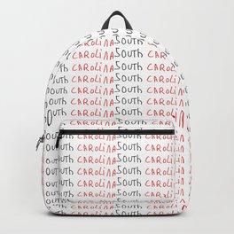 South Carolina-Savannah,Palmetto,Carolinian,Cotton,South,South carolina,Carolina,Southeastern Backpack