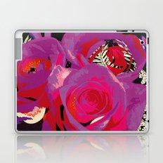 Flowers series_v02 Laptop & iPad Skin