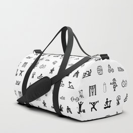 GYM Sets Duffle Bag