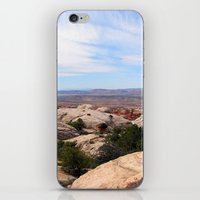 utah iPhone & iPod Skins featuring Utah by BACK to THE ROOTS