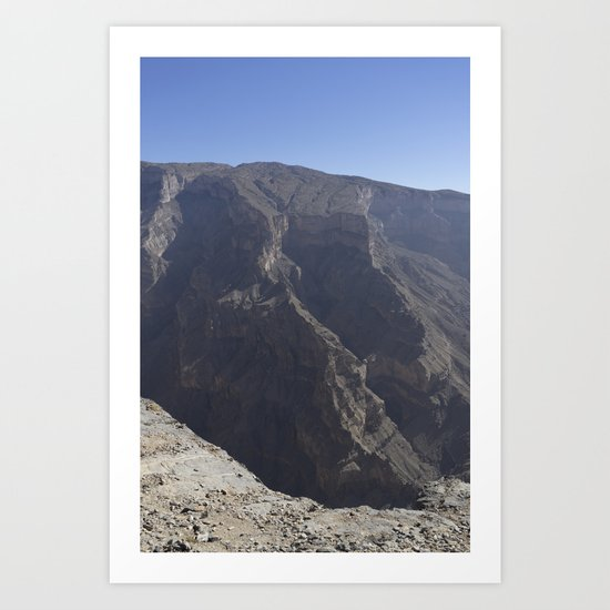 Jebel Shams, Oman by anthonjackson