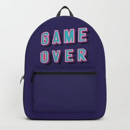 Game Over I Backpack