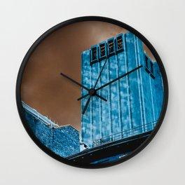 NYC Duotone 2 Wall Clock