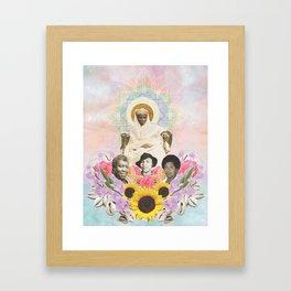 Erika's Dream Framed Art Print