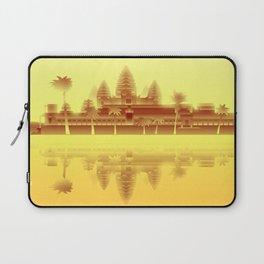 Angkor Wat Heat Laptop Sleeve